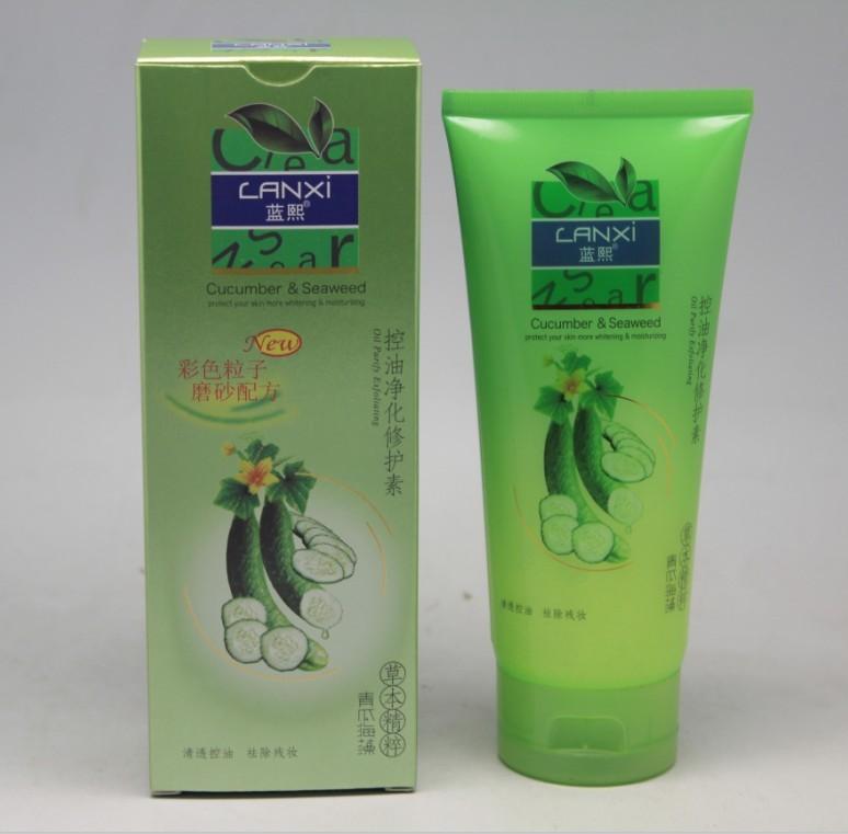 蓝熙:LX:0029 控油净化修护素 青瓜+海藻